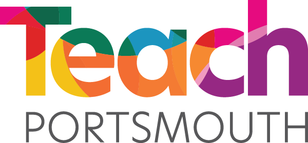 Teach Portsmouth Logo