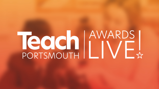 Teach Portsmouth Awards Live update #3