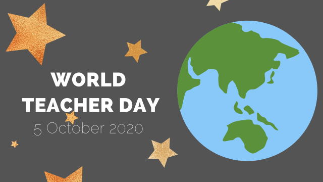 Teach Portsmouth celebrates World Teacher Day