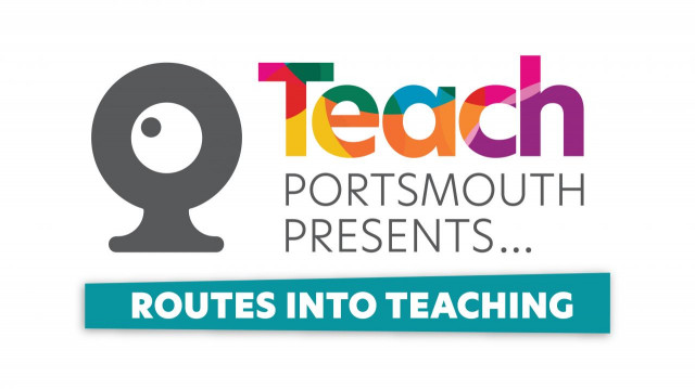 Webinar: Teach Portsmouth presents routes into teaching