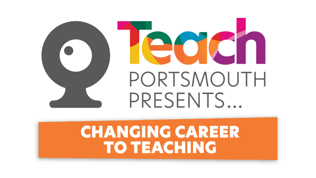 Webinar: Teach Portsmouth presents changing career to teaching